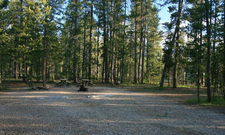 Bull Trout Lake Horse Camp Trailmeister
