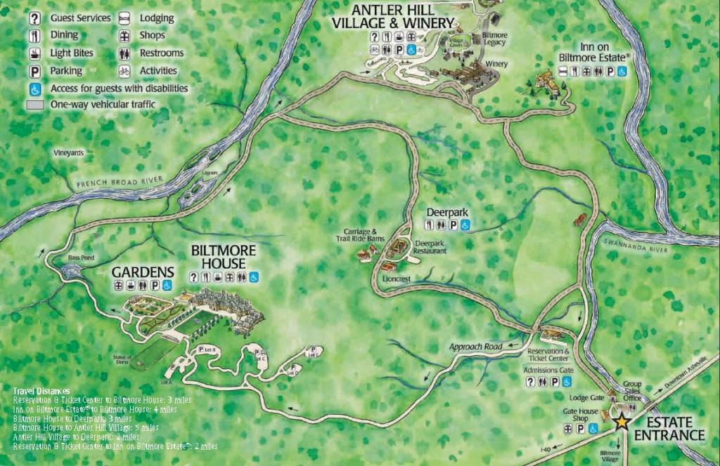 Biltmore Estate Equestrian Center - TrailMeister