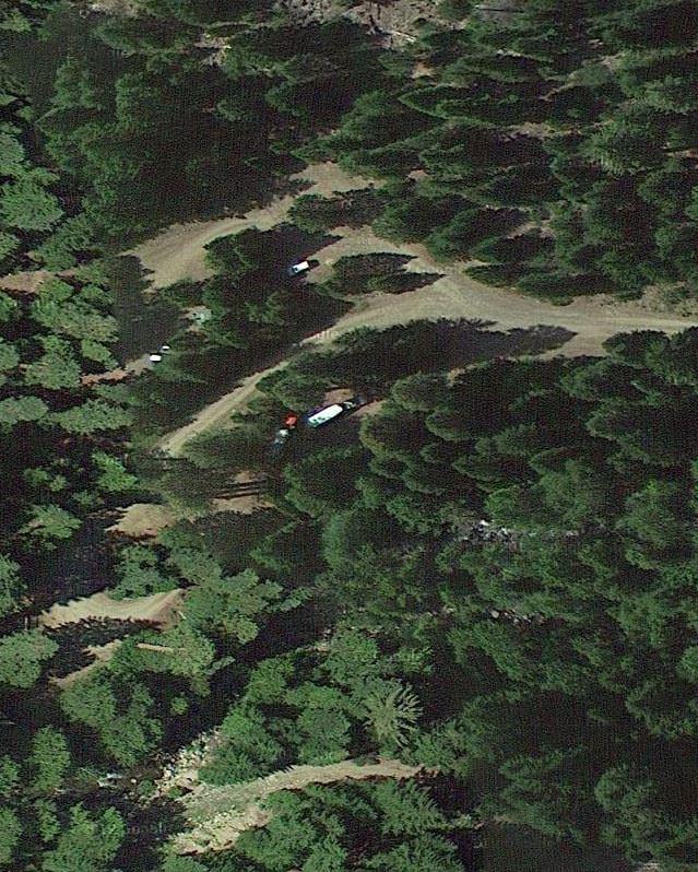 Shackleford Trailhead Marble Mountains Trailmeister