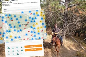 Keep horse trails open