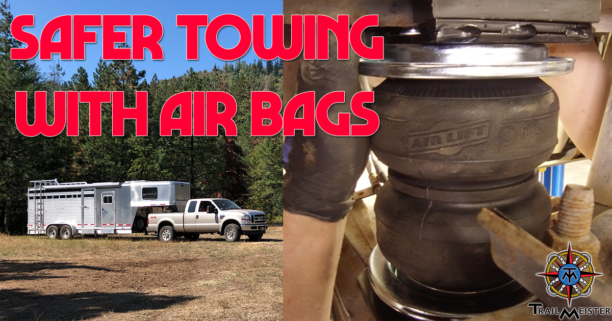 Truck Air Bags >> Air Bags For Safe Towing Trailmeister