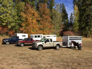 Eby Horse Trailer