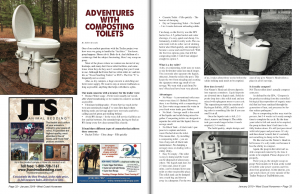 Alternatives to Traditional RV Toilets