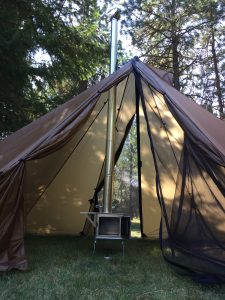redcliff tent